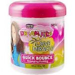 Dream Kids, Olive Miracle (Quick Bounce, Detangling Pudding)